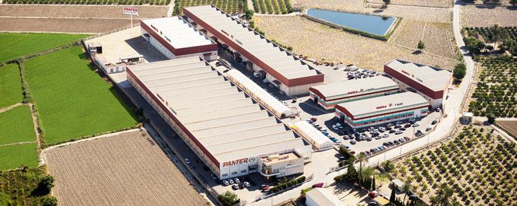 Visita GSI a las instalaciones fabrica de calzado de seguridad PANTER